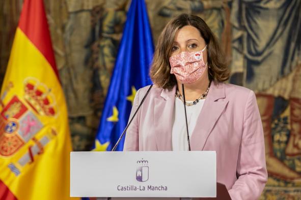 El presidente de Castilla-La Mancha presenta el Plan de Empleo 2021 (Economía)