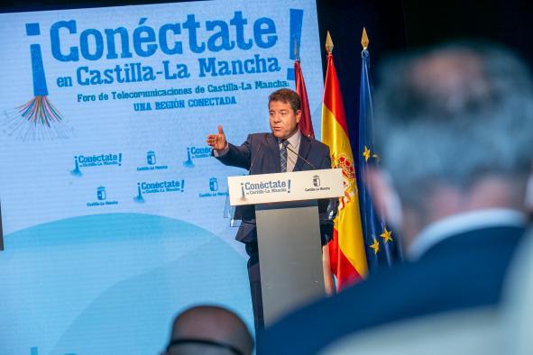 'Foro de Telecomunicaciones de Castilla-La Mancha: Una región conectada'