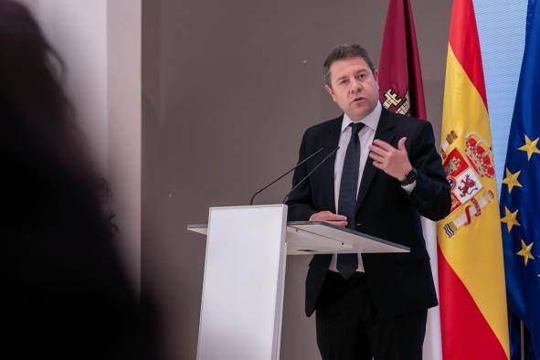 Presentación de una importante iniciativa inversora en nuestro país para la generación de hidrógeno renovable, el proyecto Iberdrola-Cummins