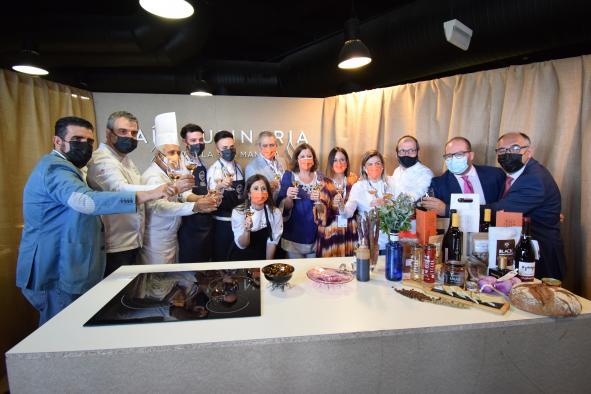 La consejera de Economía, Empresas y Empleo, Patricia Franco, visita, a las 12:30 horas, el espacio VIP de Madrid Fusión, que patrocina este año la marca Raíz Culinaria, en la feria gastronómica que se celebra en IFEMA
