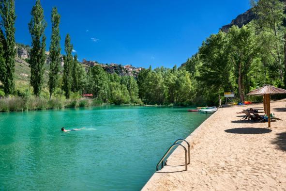 Castilla-La Mancha cuenta con 35 zonas oficiales de baño autorizadas para disfrutar de sus parajes naturales