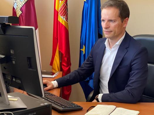 El Gobierno regional felicita a la UCLM por la organización de las VI Jornadas Nacionales de Investigación en Ciberseguridad