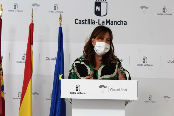Castilla-La Mancha aprovechará los fondos Next Generation para dar un salto cualitativo en digitalización y energías renovables