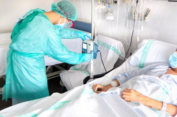 Castilla-La Mancha ya tiene menos de 90 hospitalizados en cama convencional por COVID-19