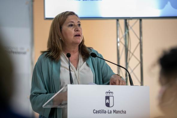 Inauguración del Consejo Regional de Formación Profesional (Economía y Educación)