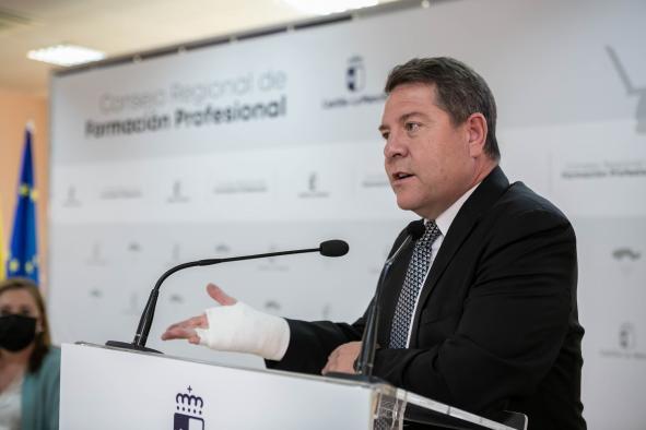 Inauguración del Consejo Regional de Formación Profesional