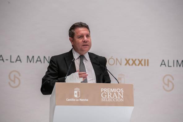 Acto de entrega de los XXXII Premios 'Gran Selección'
