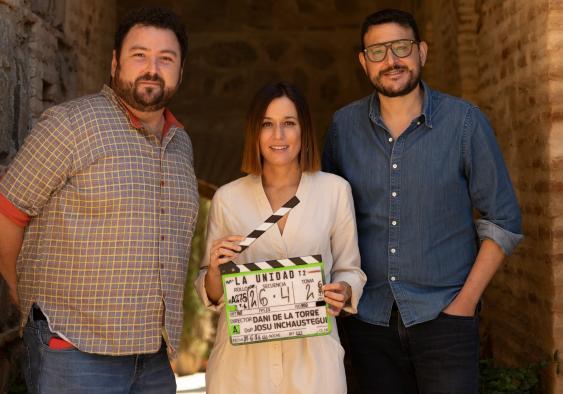La segunda temporada de la serie 'La Unidad', de Movistar+, se graba en diferentes localizaciones de las provincias de Toledo y Guadalajara