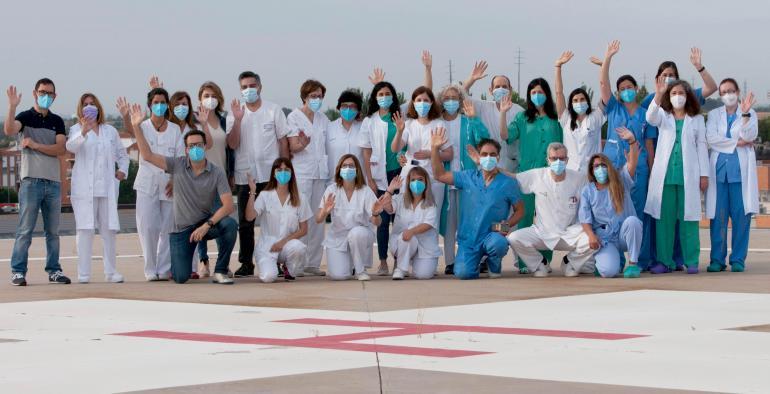 El Servicio de Oftalmología de la Gerencia de Alcázar de San Juan logra la medalla de plata en el Congreso Mundial de Glaucoma