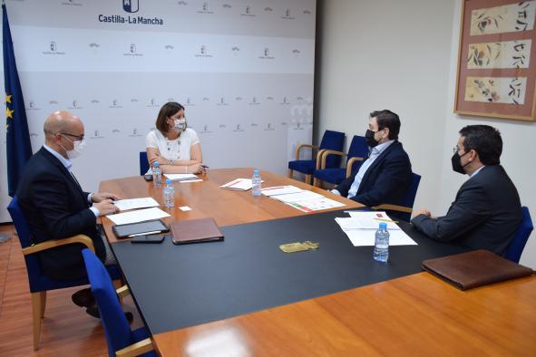 El Gobierno de Castilla-La Mancha subraya su apuesta por la industria sostenible como palanca para la vertebración económica de la región