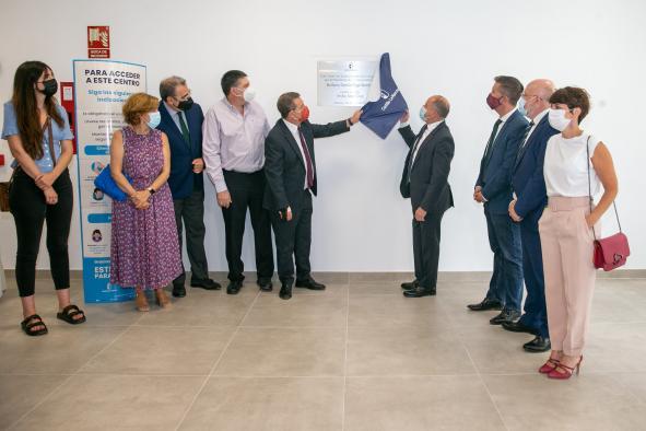 Inauguración del Centro de Especialidades de Albacete