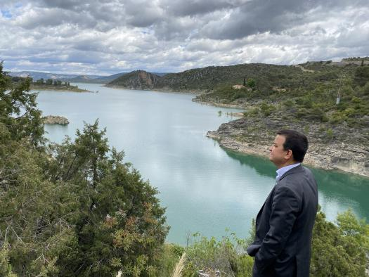 El Gobierno de Castilla-La Mancha aplaude la reducción del trasvase este mes en Nivel 3