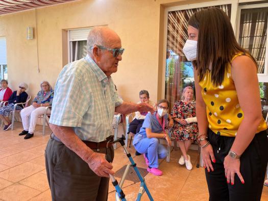 El Gobierno amplía las plazas de atención especializada para personas con discapacidad en el CADIG 'Benita Gil', de la Fundación AFANIAS Castilla-La Mancha