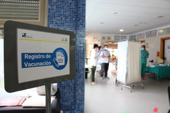 Desciende el número de casos nuevos y de pacientes con COVID-19 hospitalizados en Unidades de Cuidados Intensivos de Castilla-La Mancha