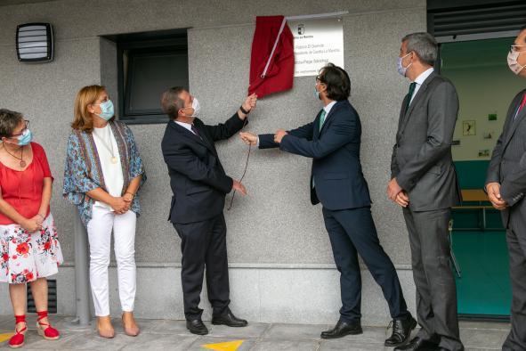 Inauguración del CEIP ´El Duende´ de Nambroca