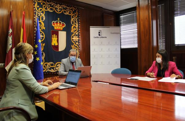 El Gobierno regional destina 2,8 millones de euros para modernización de centros residenciales y fortalecimiento del Tercer Sector Social en la provincia de Guadalajara