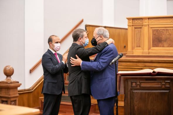 Toma de posesión del nuevo presidente del Consejo Consultivo