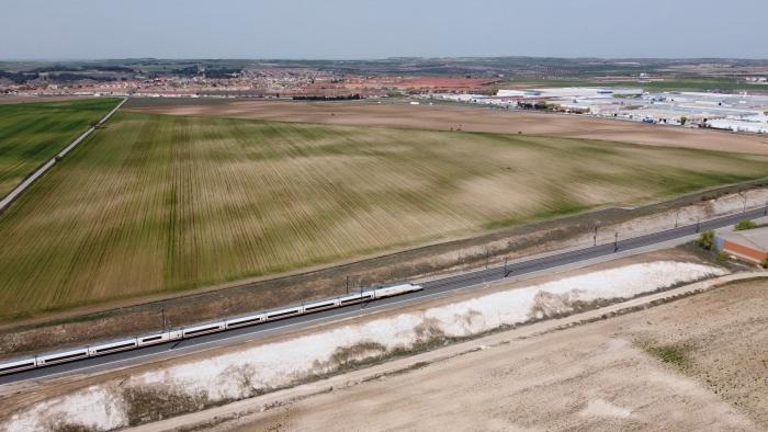 El Gobierno regional muestra su satisfacción por la recuperación del servicio de los trenes de Media Distancia entre Madrid y Sigüenza