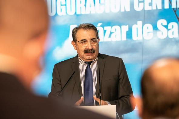 Inauguración del Centro Externo de Diálisis (Sanidad) (II)