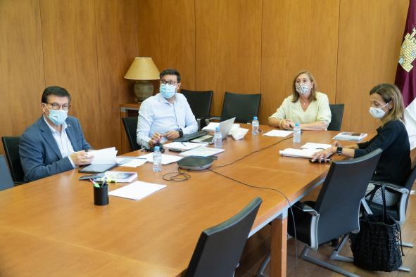El Gobierno regional pide el compromiso del conjunto del profesorado de Castilla-La Mancha para que se cumplan los protocolos sanitarios un curso más