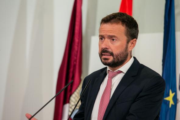 RUEDA DE PRENSA DEL CONSEJO DE GOBIERNO DESARROLLO SOSTENIBLE