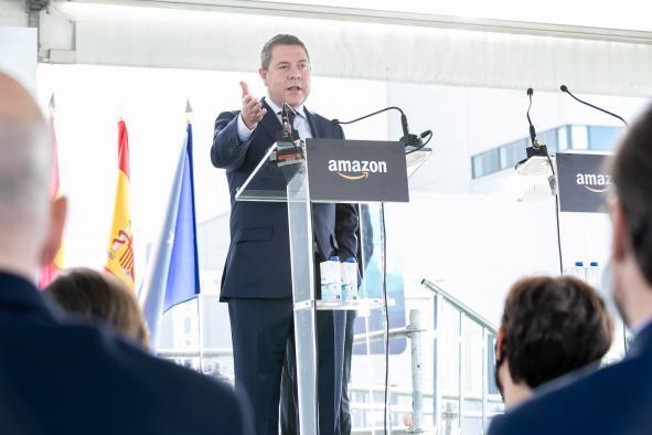 Aniversario de Amazon en España