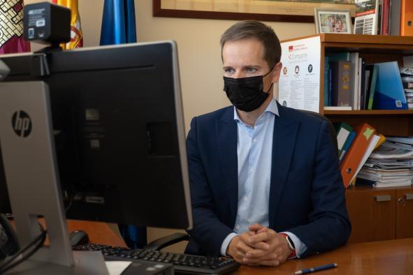 """Castilla-La Mancha apela al """"consenso y el diálogo"""" para relanzar la nueva Ley Orgánica del Sistema Universitario"""