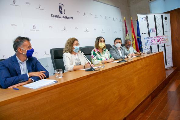 Castilla-La Mancha lanzará el próximo año una línea de subvenciones dotada con más de 670.000 euros para ayudar a las salas de cine