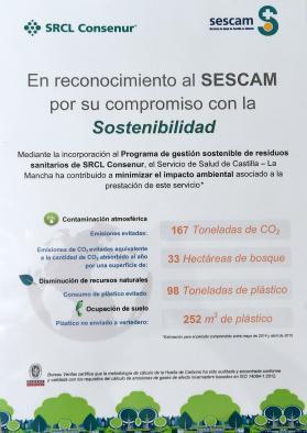 Premio SESCAM Medio Ambiente