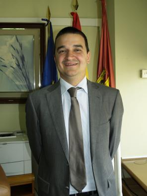 Francisco Martínez Arroyo - Consejero de Agricultura, Medio Ambiente y Desarrollo Rural