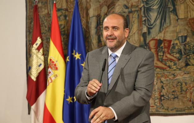 Comparecencia de José Luis Martinez Guijarro