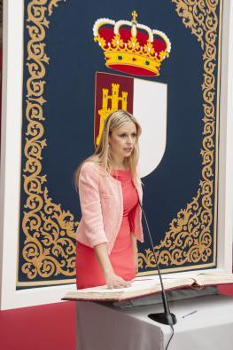 Toma de posesión de los consejeros del Gobierno de Castilla-La Mancha