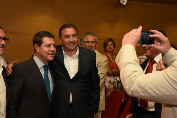 Toma de posesión del delegado de la Junta en Albacete