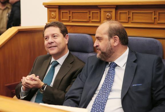 Primer Pleno de las Cortes de la IX legislatura