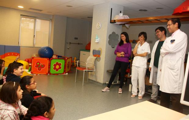 Más de 2.000 escolares de Alcázar de San Juan conocerán el funcionamiento del Hospital Mancha Centro durante este curso