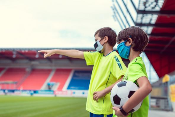 Las solicitudes para participar en el programa de deporte escolar 'Somos Deporte 3-18' se podrán presentar a partir de mañana