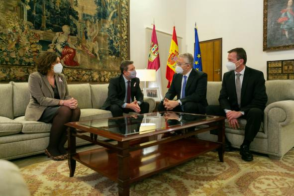 El Gobierno de Castilla-La Mancha declara como prioritario el proyecto de inversión de Schüzt Ibérica en la comarca de Talavera de la Reina