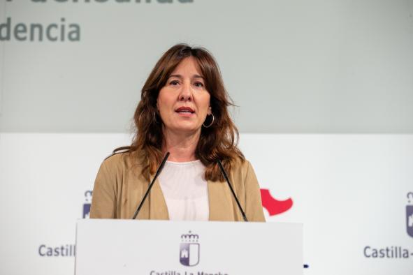 Artículo de la consejera de Igualdad y portavoz, Blanca Fernández, con motivo del Día Internacional contra la Explotación Sexual y la Trata de Mujeres, de Niñas y Niños