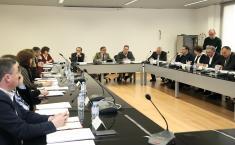 Constitución del Consejo Regional de Municipios