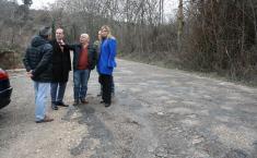 El Gobierno regional asfaltará y cederá al Ayuntamiento de Horche la antigua N-320 como ronda de circunvalación