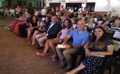 Manuel Miranda asiste a las fiestas de Viveros