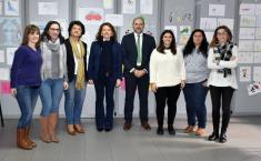 Más de 12.000 menores participaron en 2017 en las charlas de prevención de violencia familiar del Gobierno de Castilla-La Mancha
