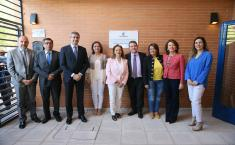 Inauguración del nuevo centro ocupacional de 'Manos Artesanas'