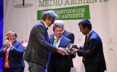 El consejero de Agricultura, Medio Ambiente y Desarrollo Rural ha participado en el acto institucional con motivo del Día Mundial del Medio Ambiente