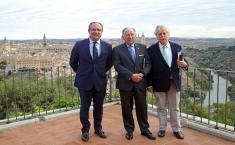 El consejero de Hacienda y Administraciones Públicas en funciones, Juan Alfonso Ruiz Molina, inaugura el XXXI Seminario Internacional de Seguridad y Defensa, organizado por la Asociación de Periodistas Europeos
