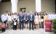 El Gobierno regional felicita al alumnado que ha obtenido las mejores notas en la EvAU y le invita a quedarse a estudiar en Castilla-La Mancha