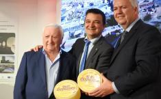 El consejero de Agricultura, Agua y Desarrollo Rural, Francisco Martínez Arroyo, participa, la presentación de la campaña del queso manchego 2019 de la Fundación CRDO Queso Manchego
