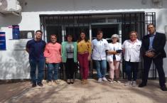 La delegada provincial de Sanidad en Toledo se reúne con la alcaldesa de La Villa de Don Fabrique para buscar soluciones para el consultorio local del municipio