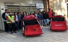 """Proyecto """"Recalculando Ruta"""" en la Delegación de Bienestar Social"""