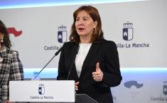 Rueda de prensa del Consejo de Gobierno (Blanca Fernández 6 Noviembre)
